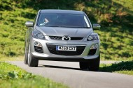 Mazda CX-7 Fot. newspress