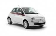 Fiat 500 by Gucci Fot. Fiat
