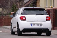 Citroen DS3 tył