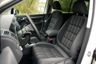 Volkswagen Cross Touran fotele
