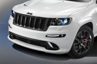Jeep Grand Cherokee SRT Limited Edition - przód