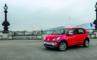 Volkswagen Cross Up! - przód