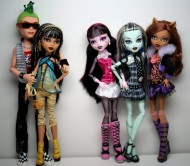 Monster High. Fot. http://feminspire.com