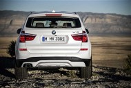BMW X3 2014 lifting