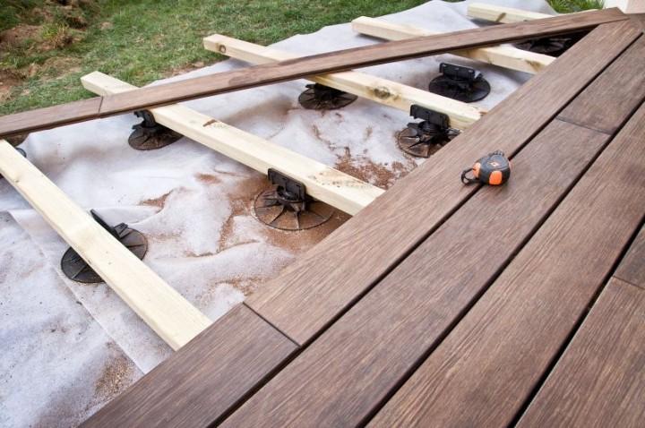 taras wentylowany budowa krok po kroku projekt budowa. Black Bedroom Furniture Sets. Home Design Ideas