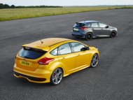 Ford Focus ST 2014 tył