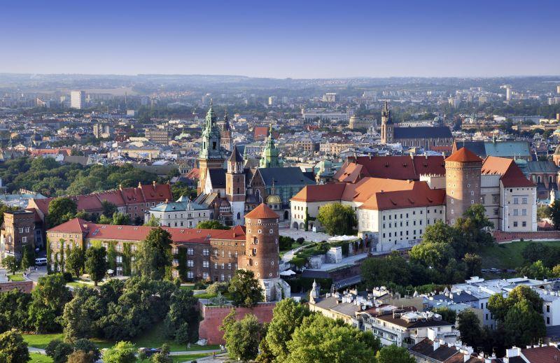 Polskie miasta coraz bardziej zielone