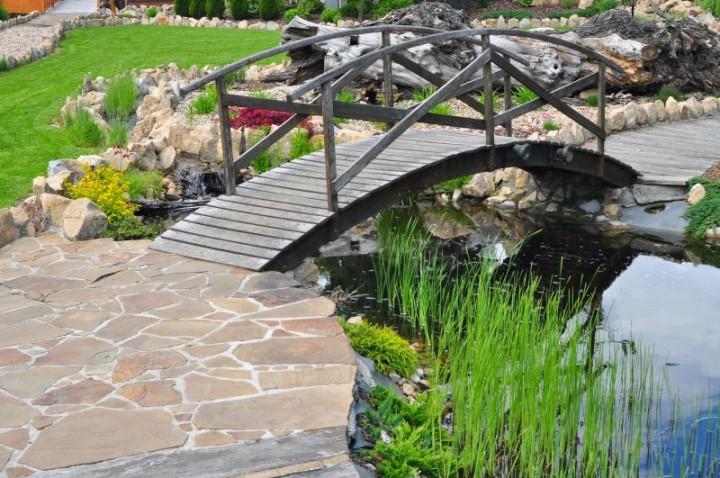 Zdjęcie Nr 11 Mosty I Mostki W Ogrodzie Galeria Projektowanie