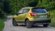Test Suzuki SX4 S-Cross 1.6 DDiS ALLGRIP Man.